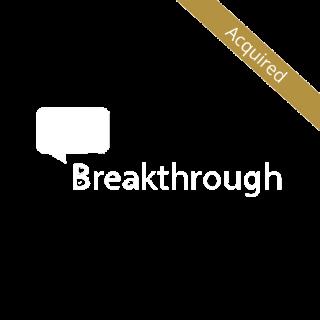 Logo for Breakthrough