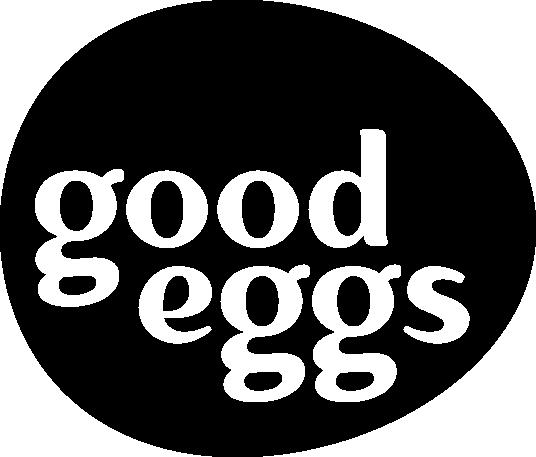 Logo for Good Eggs