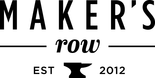 Logo for Maker's Row