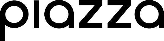 Logo for Piazza