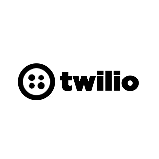 Logo for Twilio