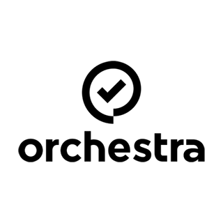 Logo for Orchestra