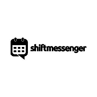 Logo for ShiftMessenger