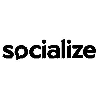 Logo for Socialize