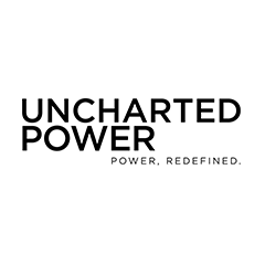 Logo for Uncharted Power