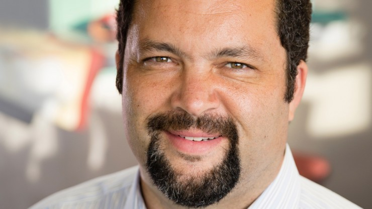Photo of Benjamin Jealous