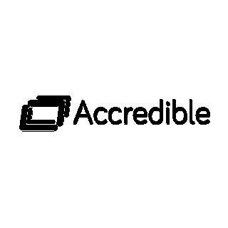Logo for Accredible