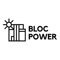 Logo for BlocPower