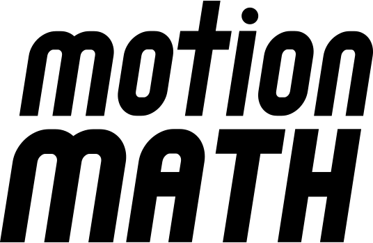 Logo for Motion Math