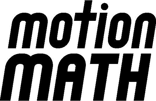 Logo for Motion Math