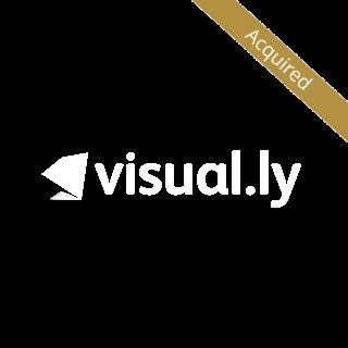 Logo for Visually