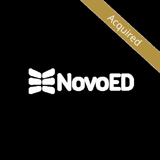 Logo for NovoEd