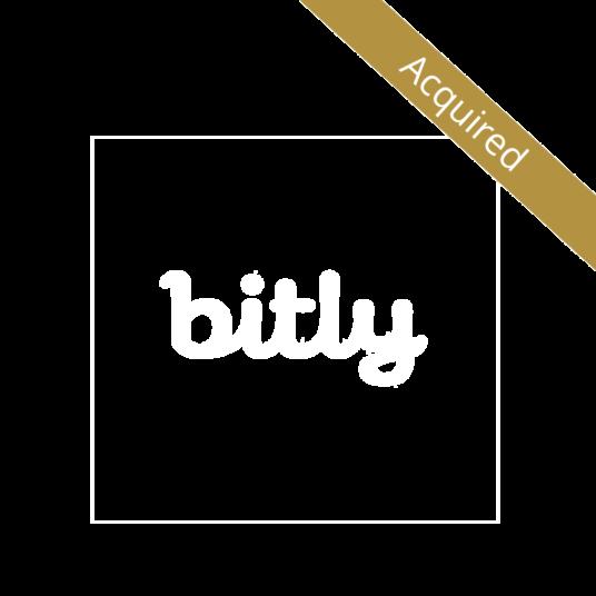 Logo for Bitly