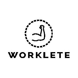 Logo for Worklete