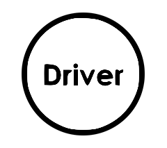 Logo for Driver Technologies