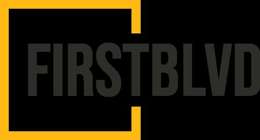 Logo for First Boulevard